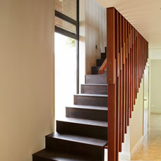 Modern Staircase by Context Architects