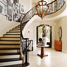 Traditional Staircase by Nathan Taylor for Obelisk Home