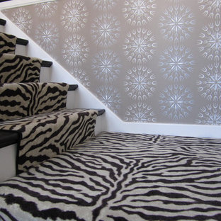 Staircase - eclectic staircase idea in Other