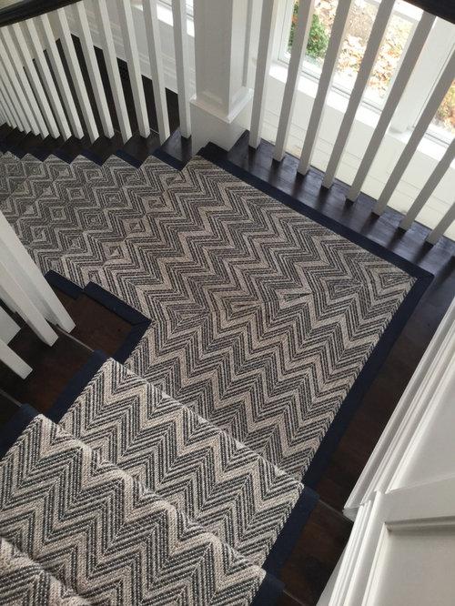 Stark Carpet Custom Stair Runner