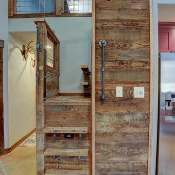 Sisters Custom Staircase