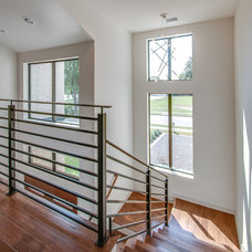Modern Staircase by Classic Urban Homes