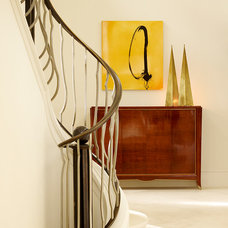 Contemporary Staircase by BAR Architects
