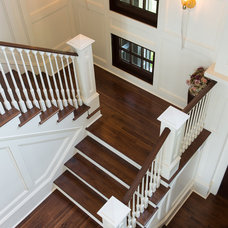 Traditional Staircase by Solaris Inc.