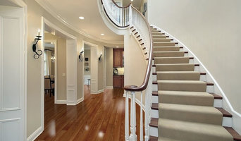 Solid Hardwood Stairs