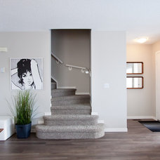 Contemporary Staircase by Natalie Fuglestveit Interior Design