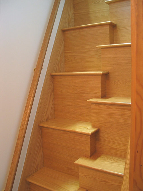 Space Saving Stairs Home Design Ideas, Pictures, Remodel and Decor