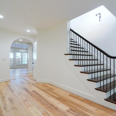 Contemporary Staircase by Southern Staircase