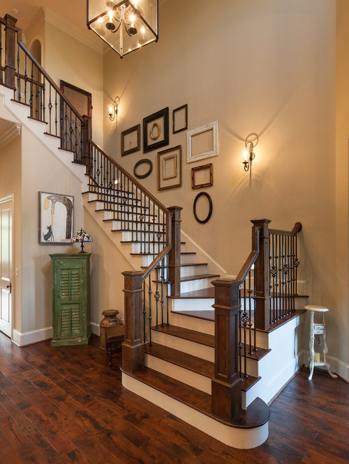 Traditional Staircase Ideas, Designs & Remodel Photos | Houzz