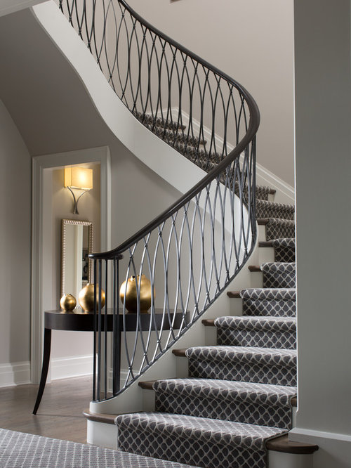 Dry Creek Bed Staircase Design Ideas Renovations amp Photos
