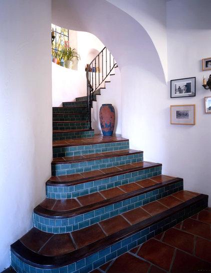 Mediterranean Staircase by Lewin Wertheimer