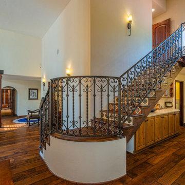 Spanish Custom Home Remodel