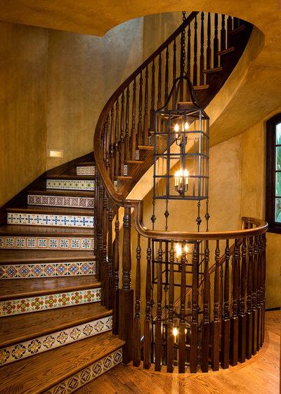 Mediterranean Staircase by FleischmanGarcia