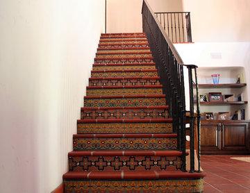 Spanish Style Home   Hillsborough, CA
