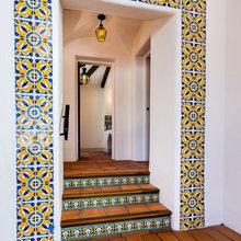 Crazy Beautiful Cement Tile