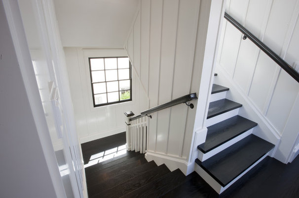 Transitional Staircase by Spinnaker Development