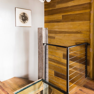 Spiral Stair to basement