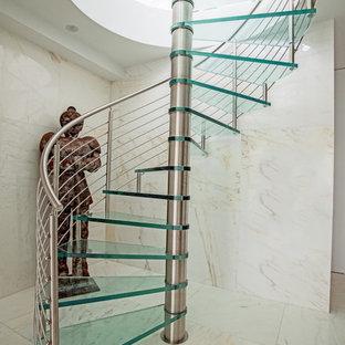 Fotos De Escaleras Disenos De Escaleras De Caracol Modernas - Escaleras-de-caracol-modernas