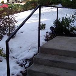 Square Handrail -