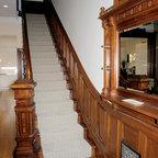 Custom Residence Traditional Staircase Orange County