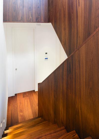 Современный Лестница by Gregory Phillips Architects