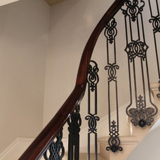 Traditional Staircase by H Brettell & Sons Ltd