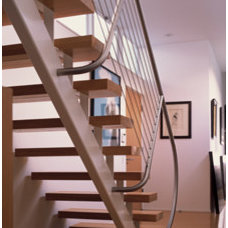 Modern Staircase by nonzero\architecture