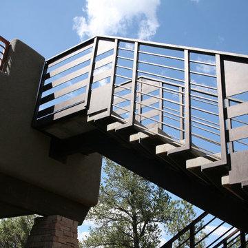 Stair Design - To Sedona Skydeck