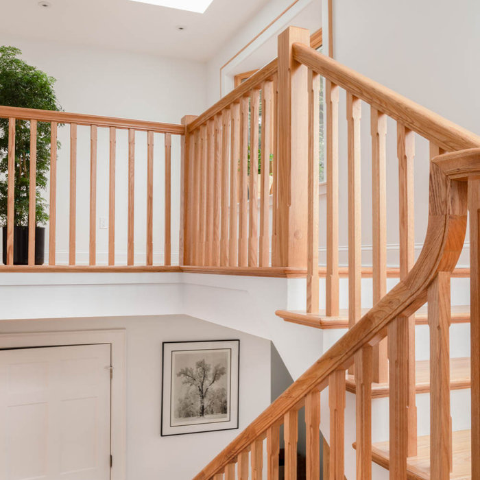 Stair Hall Addition
