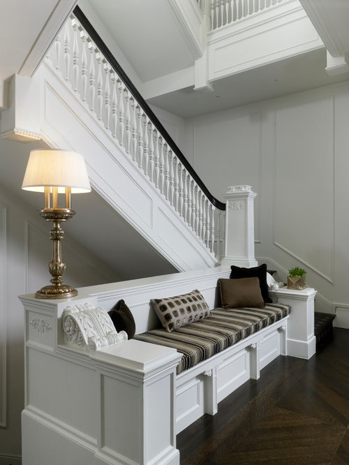 Stair Seating Home Design Ideas Pictures Remodel And Decor