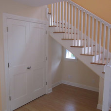 Staircase by Escarpment Construction LLC