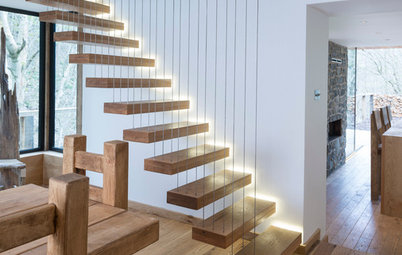 Brilliant Ideas for Lighting Your Staircase