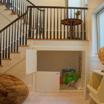 Stair Play Area