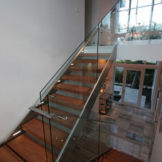 Modern Staircase by Product Bureau LLC