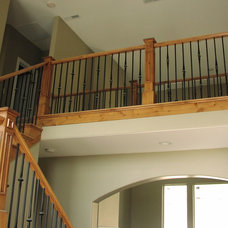 Staircase by Apex Carpentry