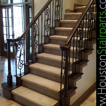 Stair Remodel Houston Stair Parts