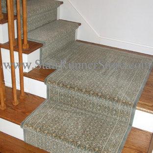 Stair Runner Landing Houzz