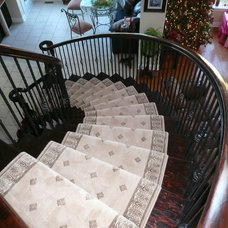 Traditional Staircase by Personal Impressions