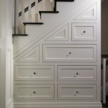 Staircase Built-Ins