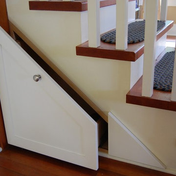 Staircase Cabinets