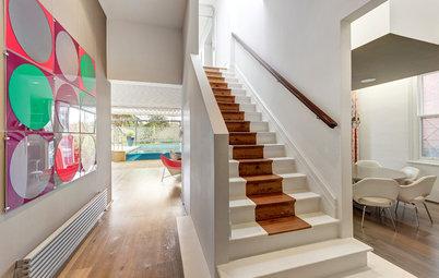 Boostez le cachet de votre montée d'escalier grâce à la peinture