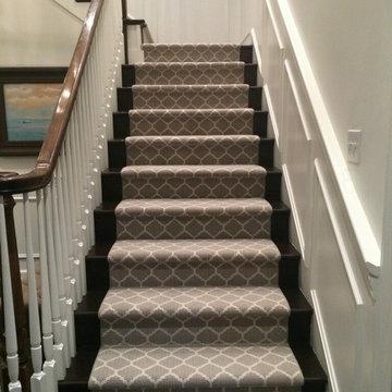 Staircase Carpet Runner