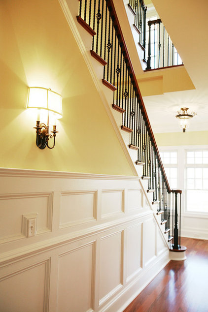 Staircase by Echelon Custom Homes