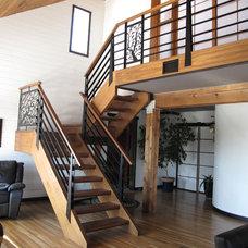 Modern Staircase Staircase