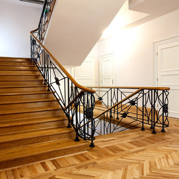 Staircase Manufacturing & Installation