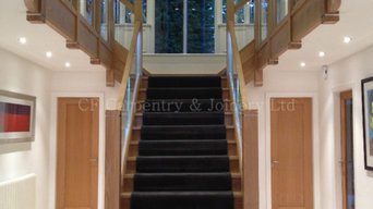 Staircase over lay