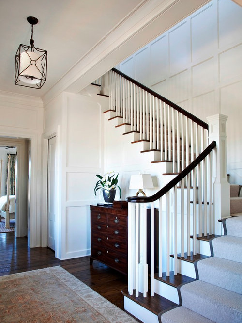 Square Newel Post Houzz