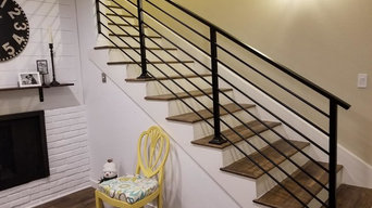 Staircase Railing in Torrance