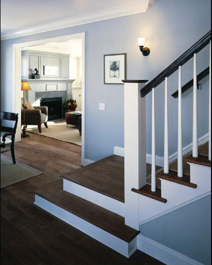 Staircase by Ron Brenner Architects