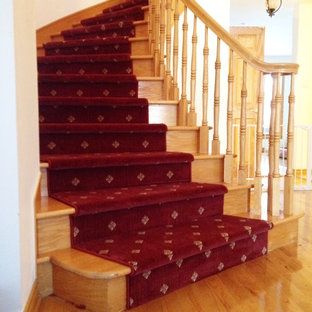 Staircase Runners & Carpet